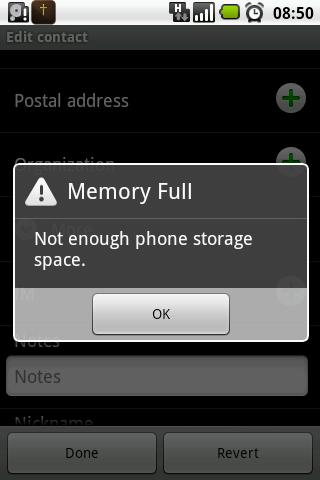 memory too full Instaliranje android aplikacija na SD karticu po default u tehnodrom  Tutorijal SD kartica Instaliranje Aplikacija Instalacija aplikacija HowTo Android