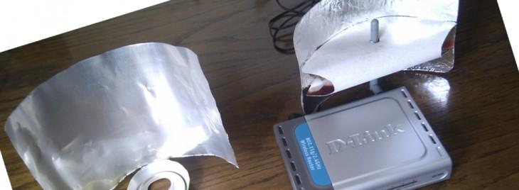 Windsurfer vs Limenka wireless antena