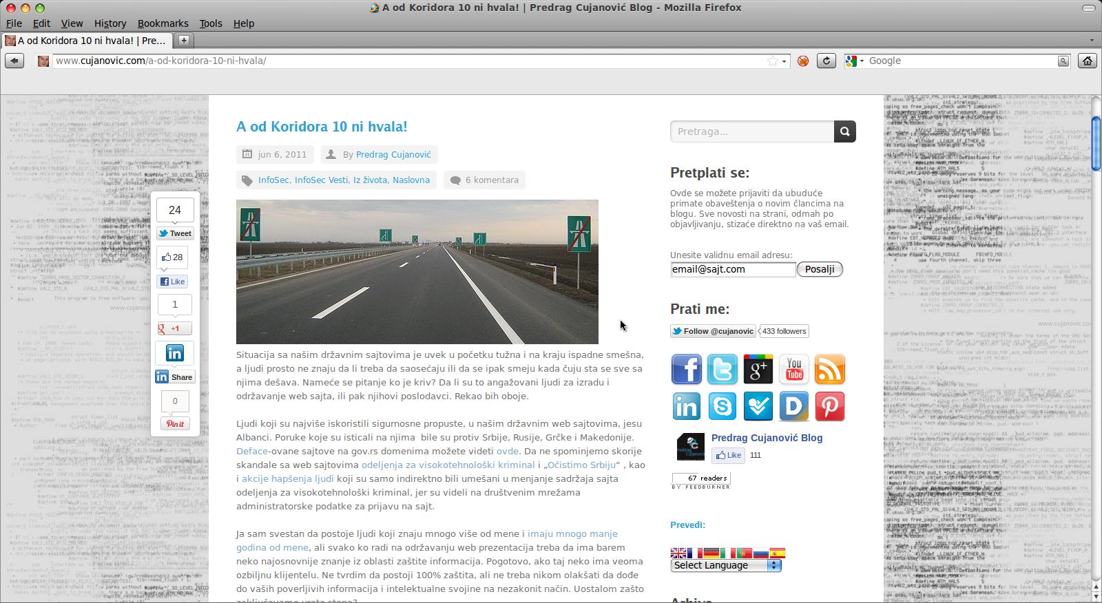 Landing page optimizacija